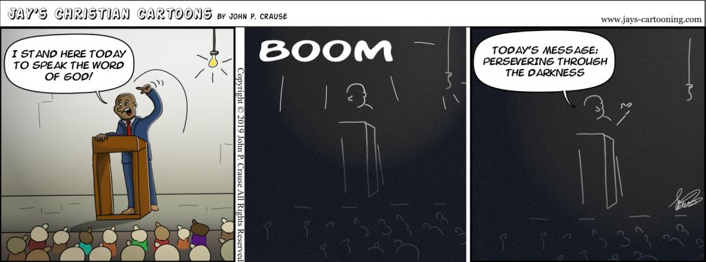 Comic - Keep Speaking